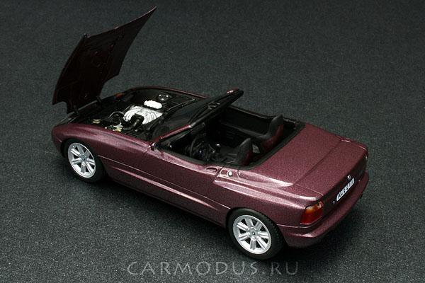 BMW Z1 (1988) – MINICHAMPS 1:43
