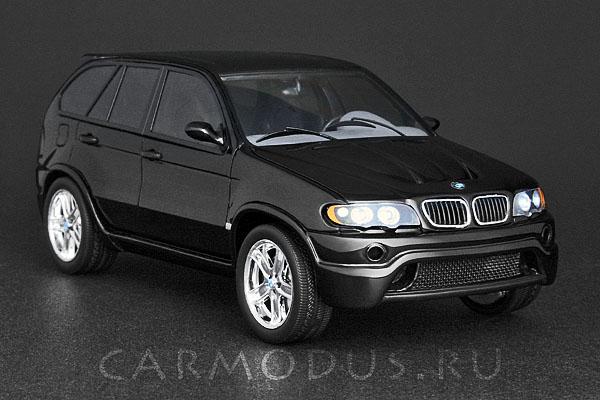 BMW X5 Le Mans Concept (2000) - Spark 1:43