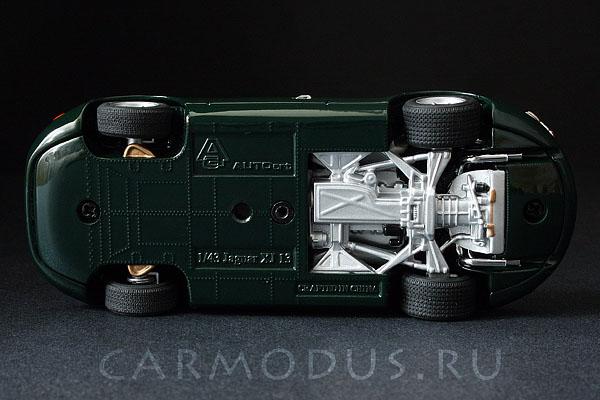 Jaguar XJ13 (1966) – AUTOart 1:43