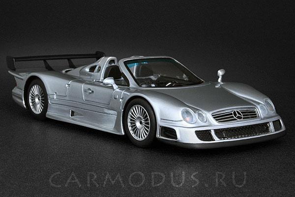 Mercedes-Benz AMG CLK GTR Roadster (2002) – Spark 1:43